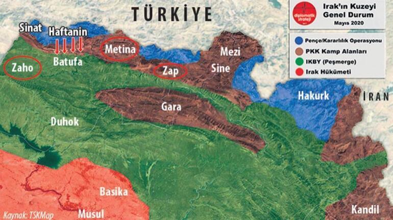 Son dakika...Türkiye kararını verdi 40-50 kilometrelik güvenli bölge