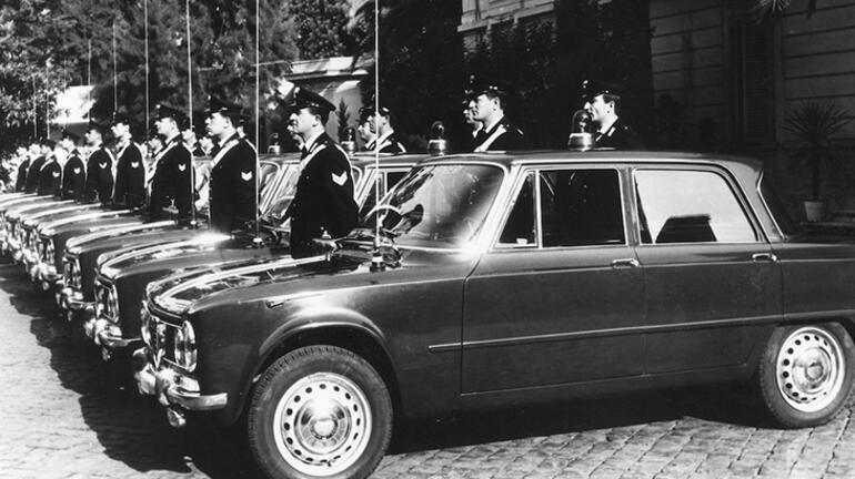 İtalya Emniyeti'nin favorisi Alfa Romeo