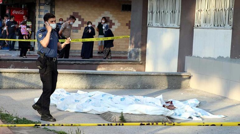 Kayseride korkunç olay 6. kattan atlayan hemşire hayatını kaybetti