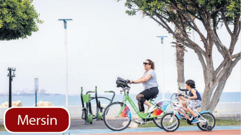 Bisiklet kenti Mersin