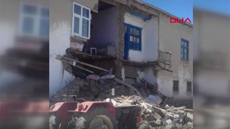 Son dakika | Vanda 5.4 büyüklüğünde deprem Vali Bilmezden ilk açıklama...