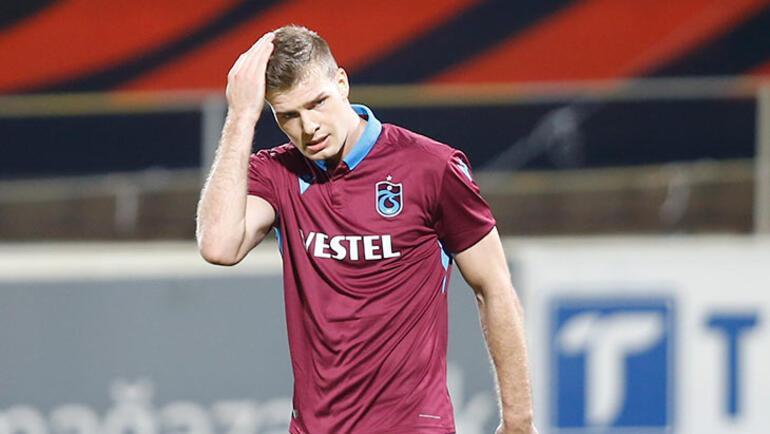 Trabzonsporda Sörlothsuz olmuyor
