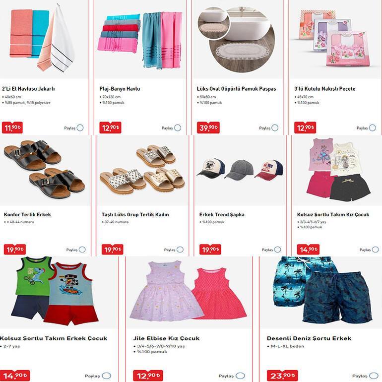 BİM aktüel katalog ürünleri bugün satışta İşte BİM aktüel kataloğu...
