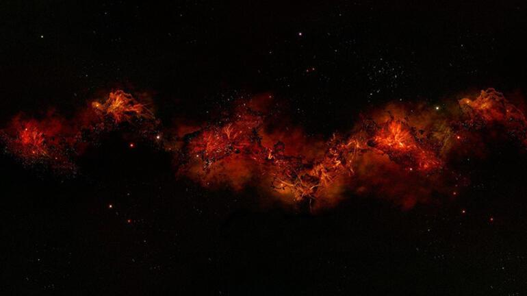 Nebula (bulutsu) nedir Kısaca tanımı, türleri ve özellikleri