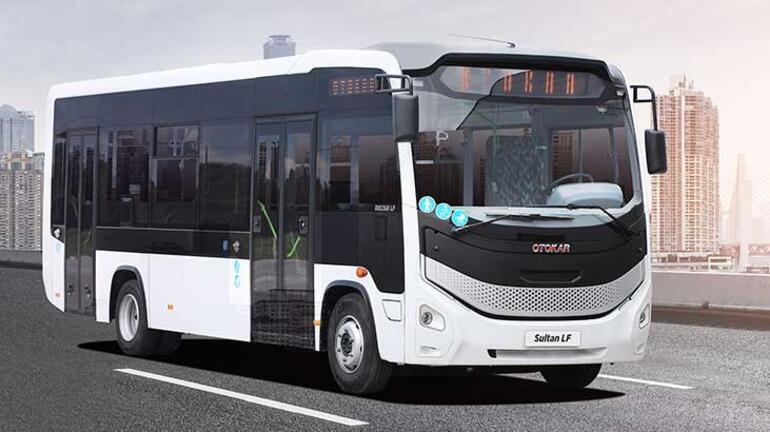 Gürcistan 175 otobüs sipariş etti