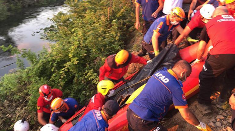 Son dakika... Bursadaki sel felaketinde kaybolan Deryadan acı haber geldi