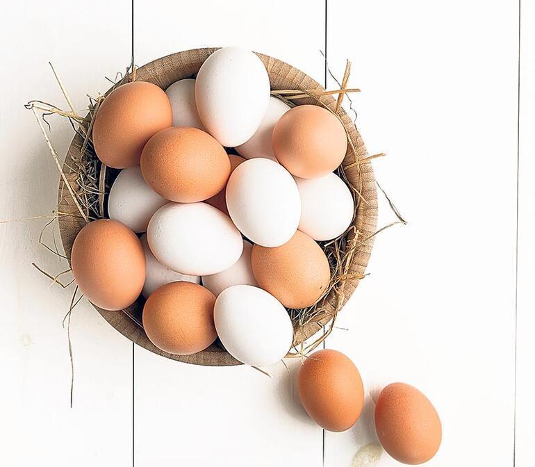 Yumurtada organik aldatmaca