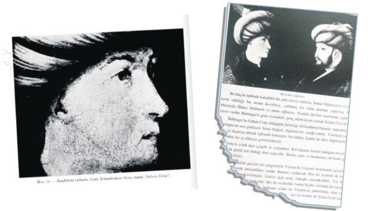 Bellini'nin Fatih Sultan Mehmet portresindeki genç tartışma yarattı: Tablodaki ikinci kişi Cem Sultan mı