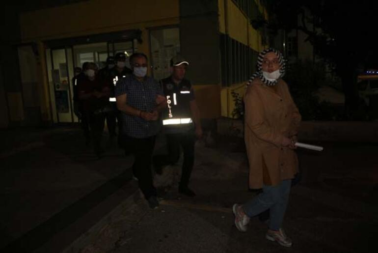 Tokat merkezli FETÖ operasyonunda 9 tutuklama