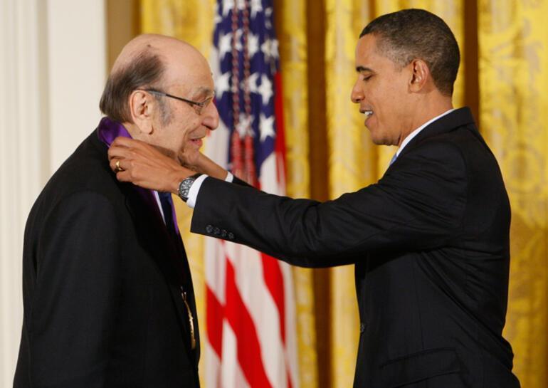 Tarihi logo I ♥ NYun yaratıcısı Milton Glaser hayatını kaybetti