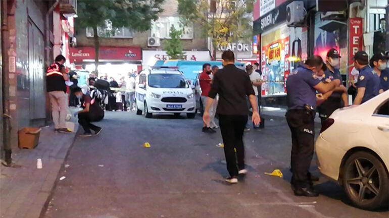 İstanbulun göbeğinde korku dolu anlar Biri çocuk 3 kişi yaralandı