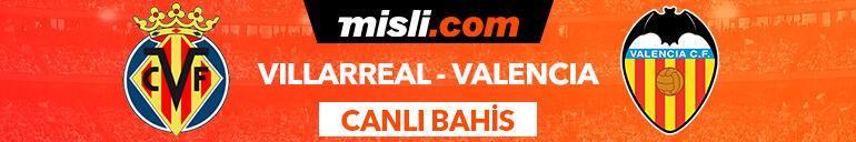 Villarreal - Valenciamaçı Tek Maç ve Canlı Bahis seçenekleriyle Misli.com'da