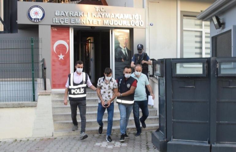 İzmirde kız arkadaşına sokak ortasında saldırmıştı Flaş karar