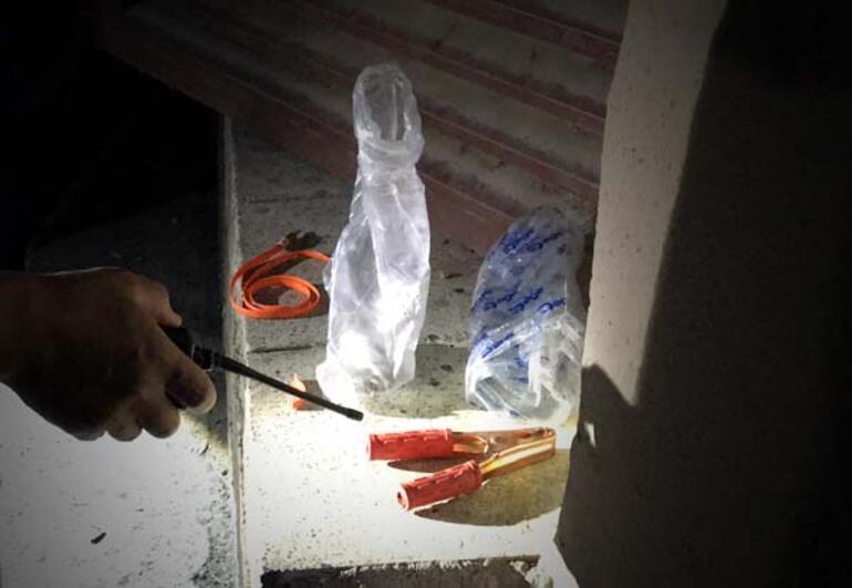 Bursada feci olay Elektrikler kesilince ortaya çıktı...