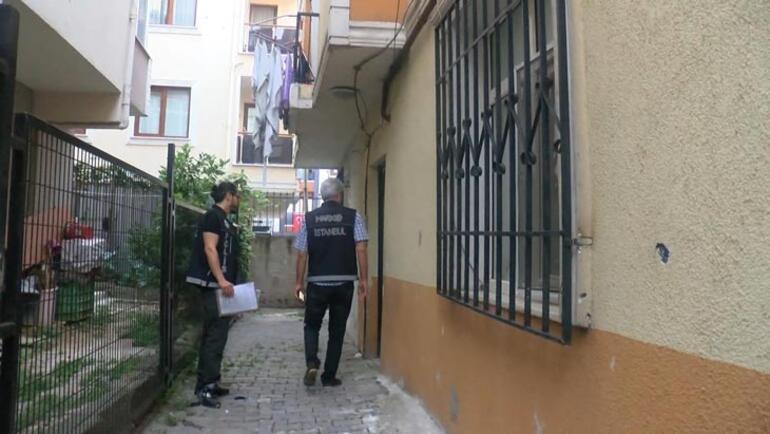 İstanbulda dev operasyon Çok sayıda gözaltı var