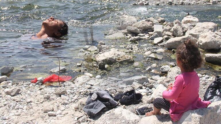 Son dakika... Anneanne nehirde ölmek istedi 3 yaşındaki torunu gözyaşlarına boğuldu
