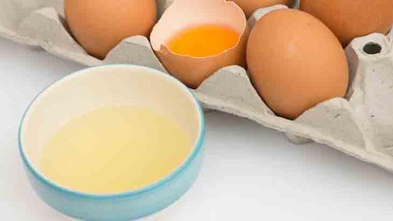 Yumurta sarısını kullanıp beyazını çöpe atıyorsanız dikkat Bu yöntem işinize yarayacak