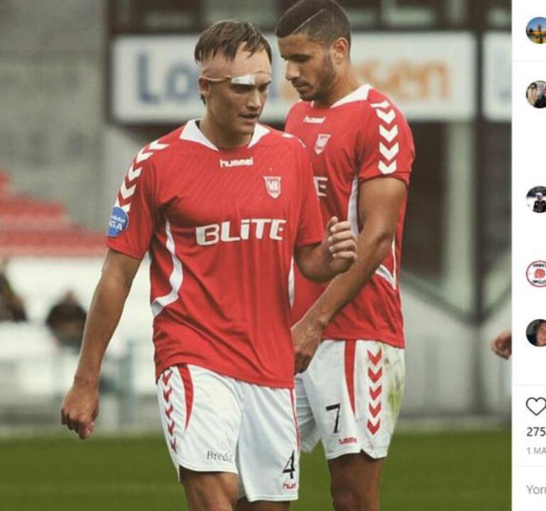 Beşiktaş transfer haberleri | Stoper için aday Rasmus Lauritsen