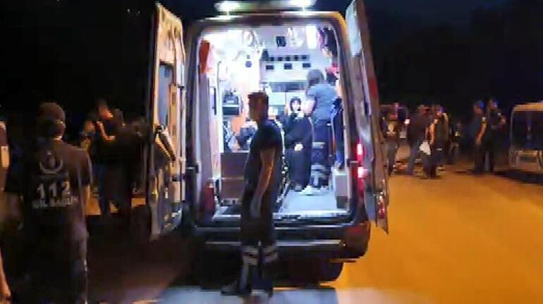 Bursada minibüs ile traktör çarpıştı: 6 yaralı