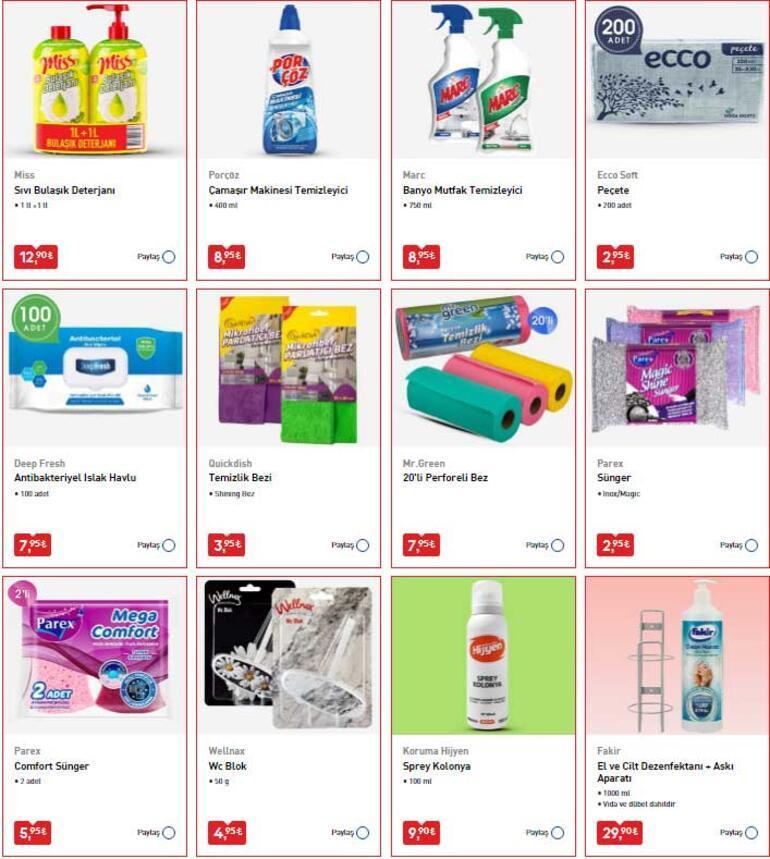 BİM 30 Haziran aktüel ürünler kataloğu yayımlandı BİM mağazaları saat kaçta açılıyor/kapanıyor