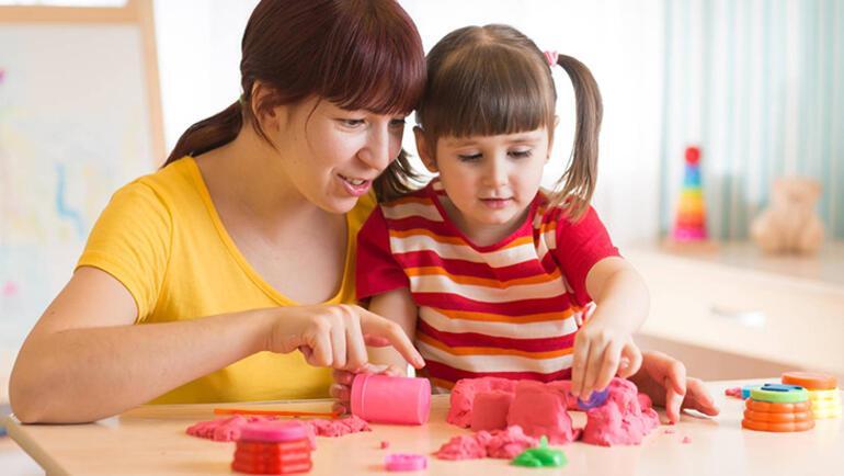 Çocuklar oyun terapisi ile normalleşecek - Oyun terapisinin faydaları nelerdir