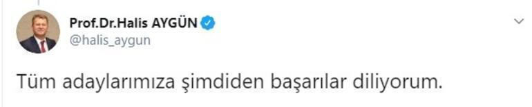 Son dakika... ÖSYM Başkanı Hüseyin Aygünden flaş KPSS açıklaması