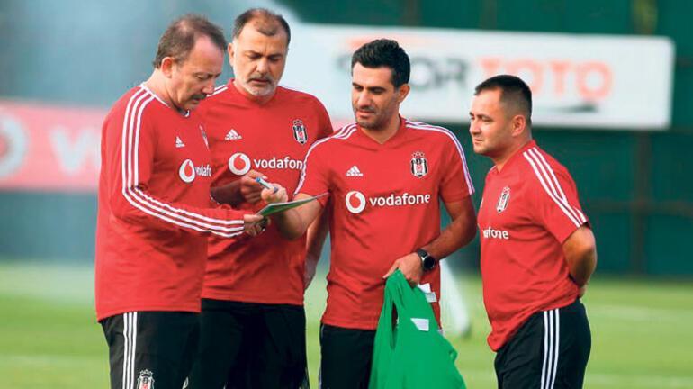 Son dakika haberler - Beşiktaş, Sergen Yalçınla sözleşme uzatacak