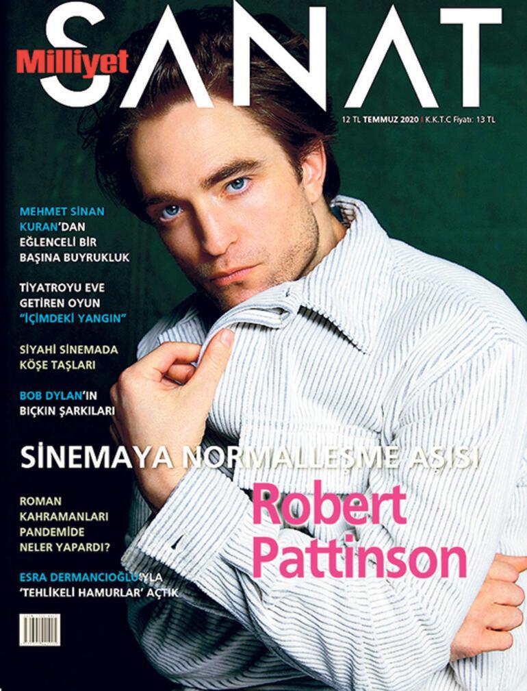 Robert Pattinson'lı 'Tenet'