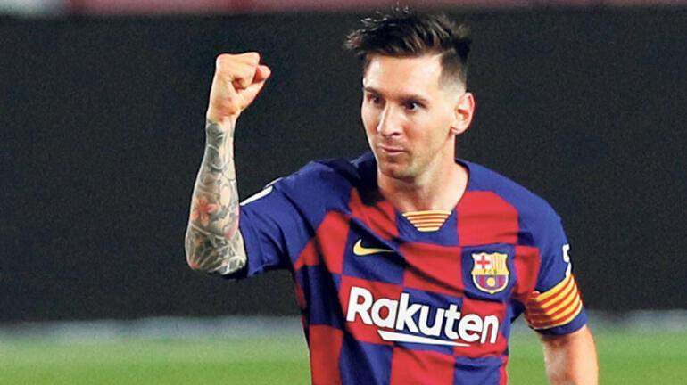 Dünyanın 7. harikası Lionel Messi