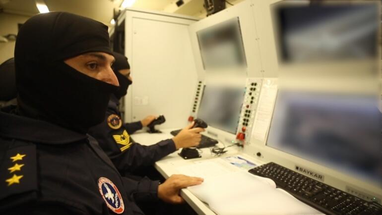 Aralıksız uçuş, amansız takip İşte yerli ve milli SİHA'ların  pilotları