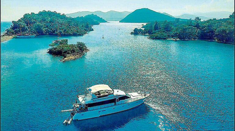 Denizcilerin gözüyle teknede tatil