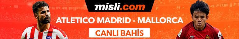 Atletico Madrid - Mallorca maçı canlı bahis heyecanı Misli.comda