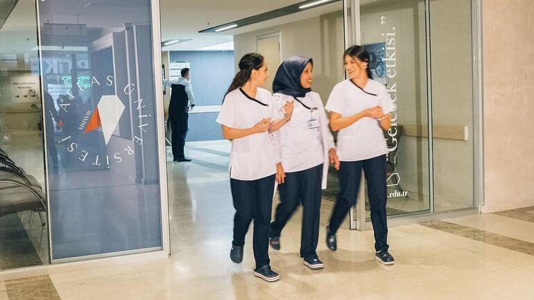 Eğitimde Uygulama Vizyonuyla 'Atlas Üniversitesi' Akademik Hayata Başlıyor.
