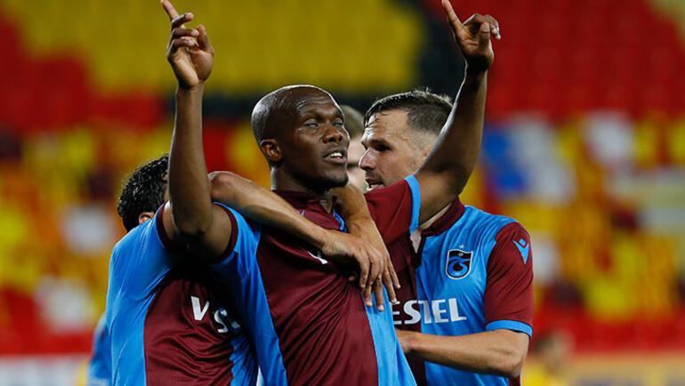 Trabzonsporda Nwakaeme-Ekuban beklentisi
