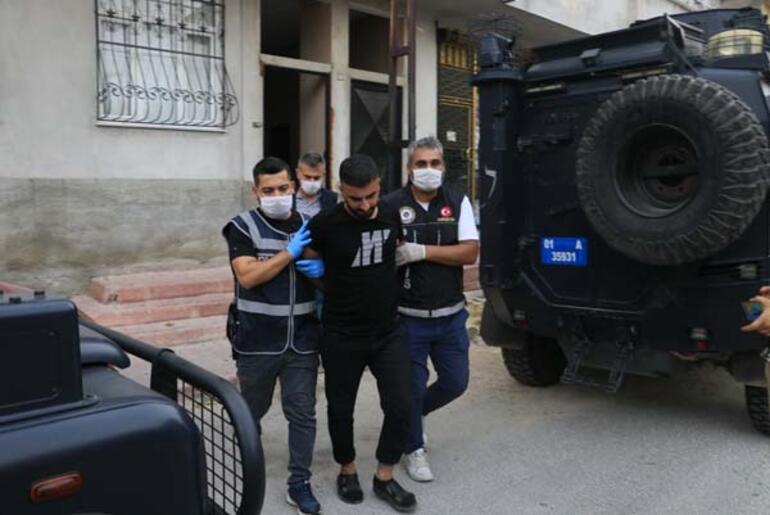 Son dakika... Adanada merkezli 4 ilde şafak vakti uyuşturucu operasyonu