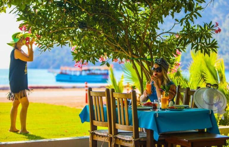Butik otellerde, organik tatil dönemi