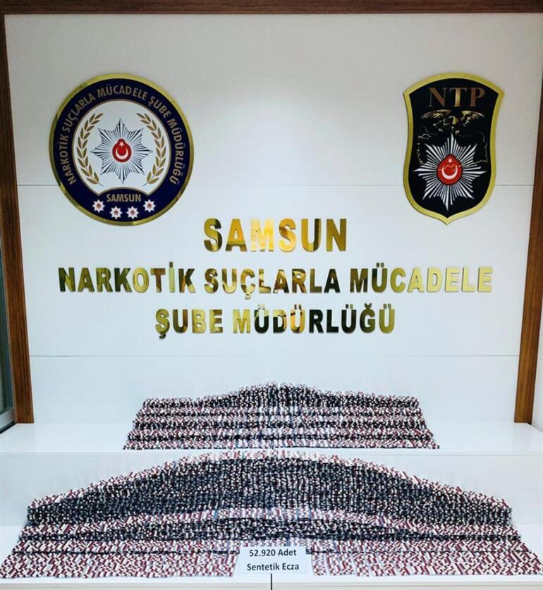 Rekor sayıda ele geçirildi İstanbuldan yardım kolisi diye yola çıktı...