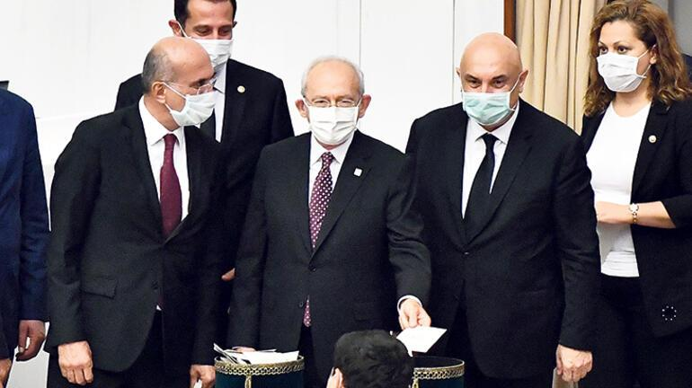 Şentop yeniden Meclis Başkanı