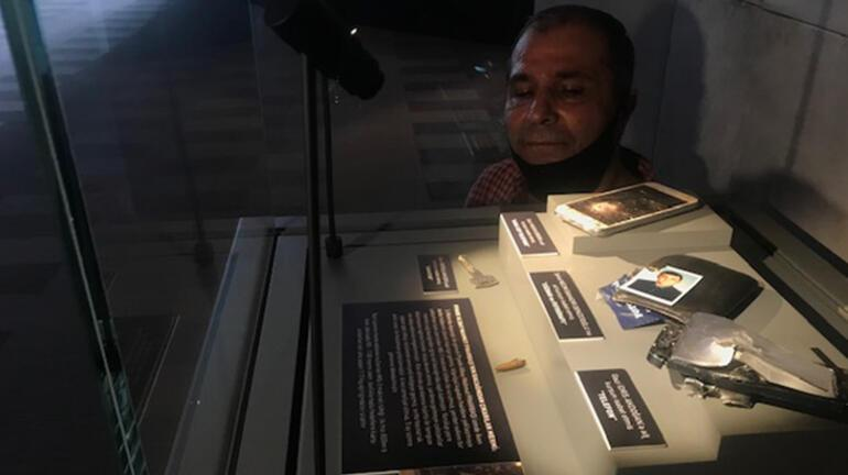 15 Temmuz Hafıza Müzesine bir yılda 450 binin üzerinde ziyaretçi
