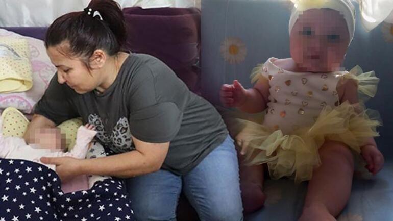 Eşini, bebeğini ve üvey kızını bıçaklamıştı Mahkemeye kanlı tulumu gösterdi