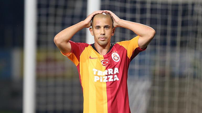 Galatasarayda son dakika kararı Sofiane Feghouli...