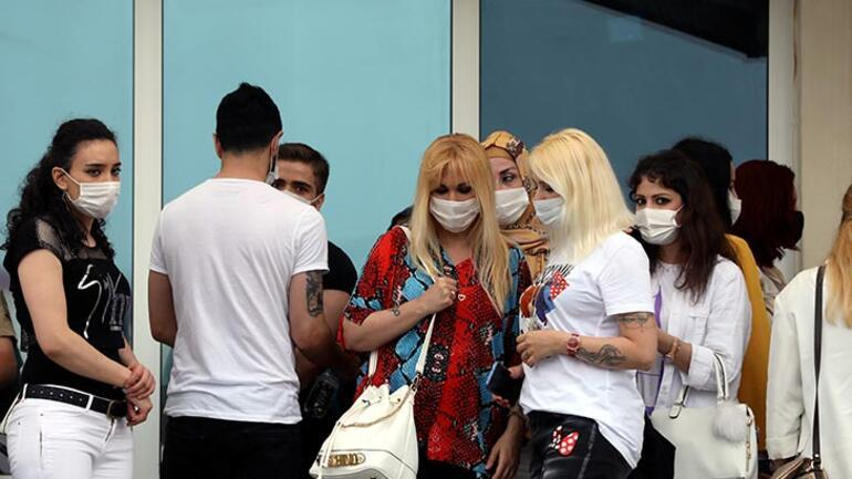Adnan Oktar davasında maske fobisi