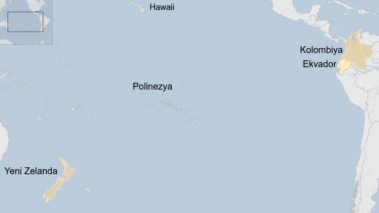 Polinezyalılar veya Amerika yerlilerinin 13. yüzyılda Pasifiki aştığı kanıtlandı