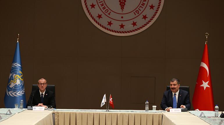 Son dakika: Türkiye ve DSÖ anlaştı İstanbulda açılacak...