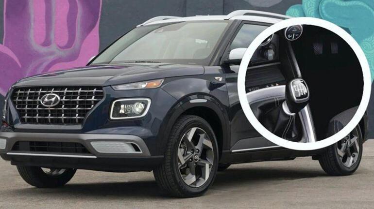 Hyundaiden büyük yenilik Düz vitesli aracın…