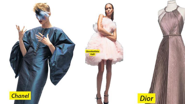 Haute couture çağa ayak uydurdu