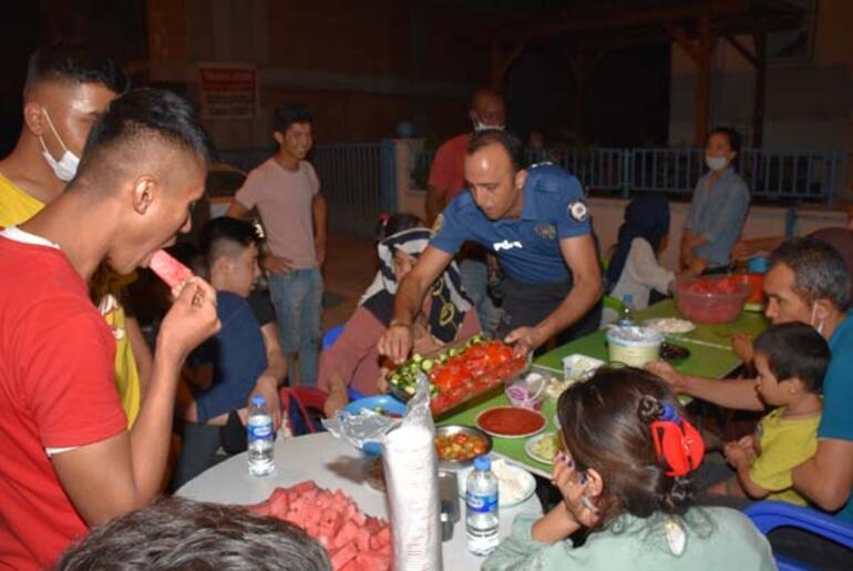 39 sığınmacıyı Yunanistan diye Aydına bıraktılar
