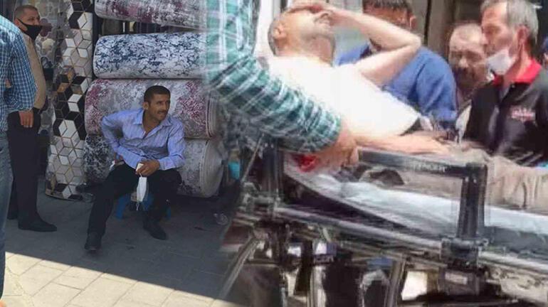 Konyada, çarşıda silahlı kavga: 9 yaralı, 5 gözaltı