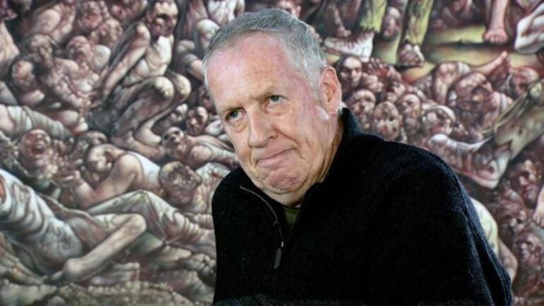 Bosnada kendi cehennemimden geçtim diyen ressam Peter Howsonın son tablosu