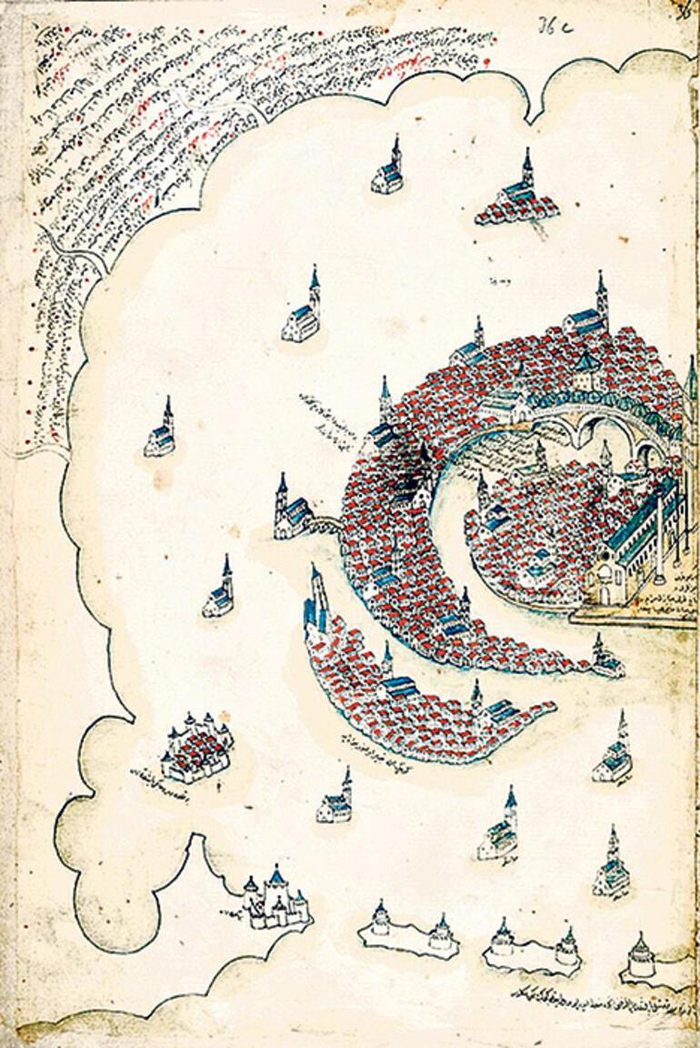 Venedik'teki Türk gettosu